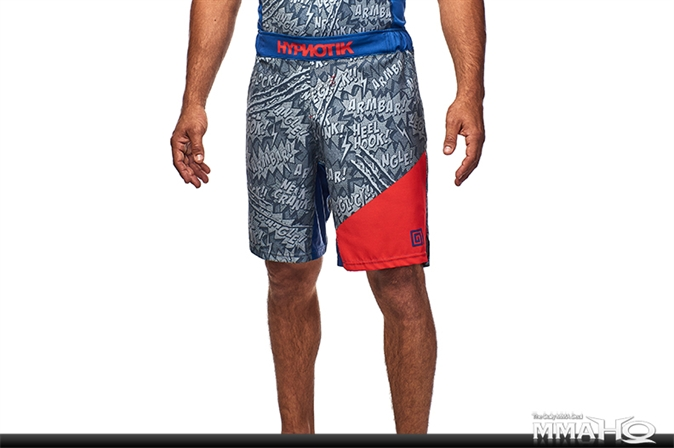 Hypnotik Kapow Fight Shorts